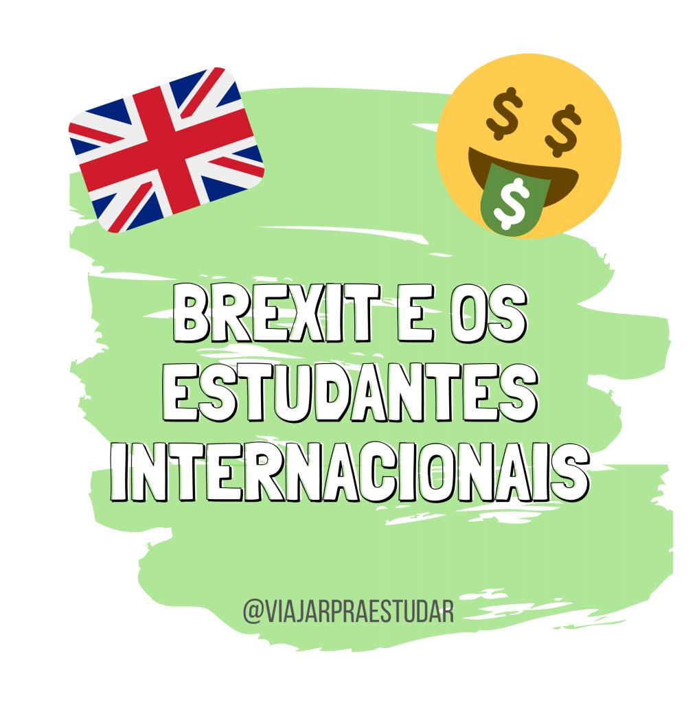 Brexit e os estudantes internacionais